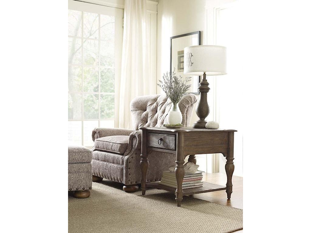 Kincaid Furniture WeatherfordEnd Table