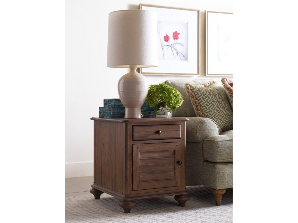 Kincaid Furniture WeatherfordChairside Chest