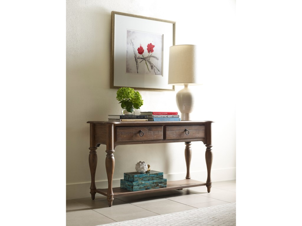 Kincaid Furniture WeatherfordSofa Table