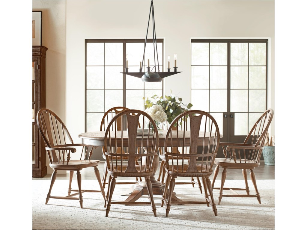 Kincaid Furniture Weatherford7-Piece Dining Set
