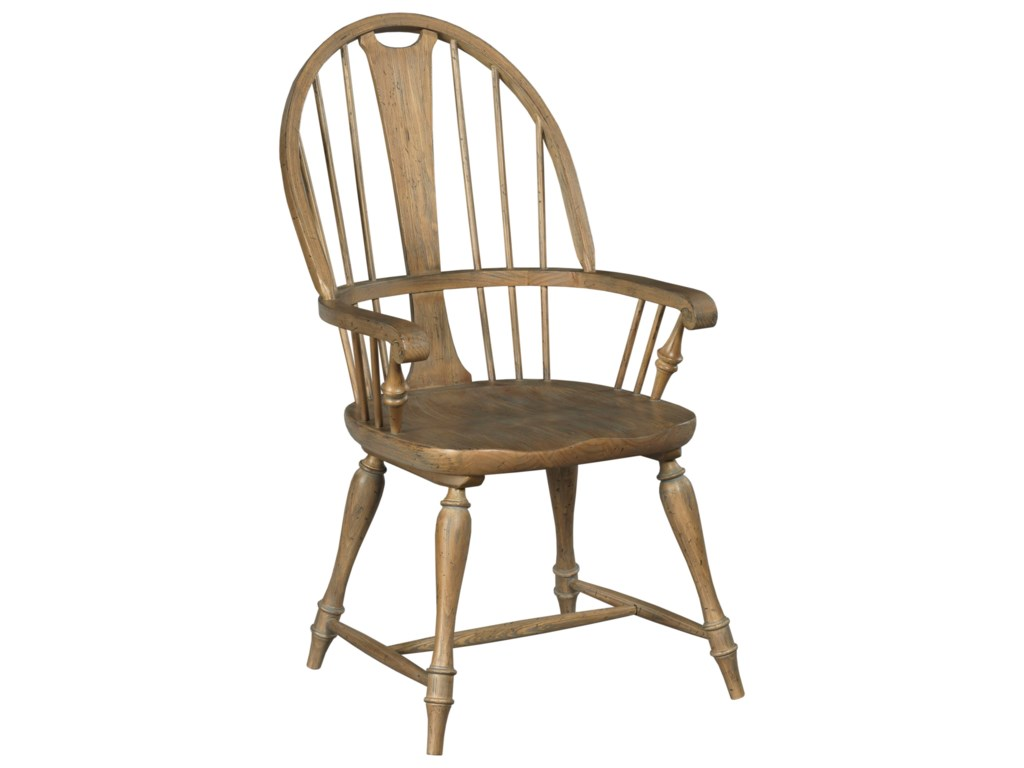 Kincaid Furniture WeatherfordBaylis Arm Chair