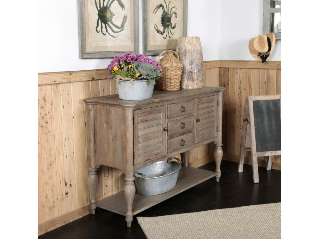 Kincaid Furniture WeatherfordEdisto Sideboard