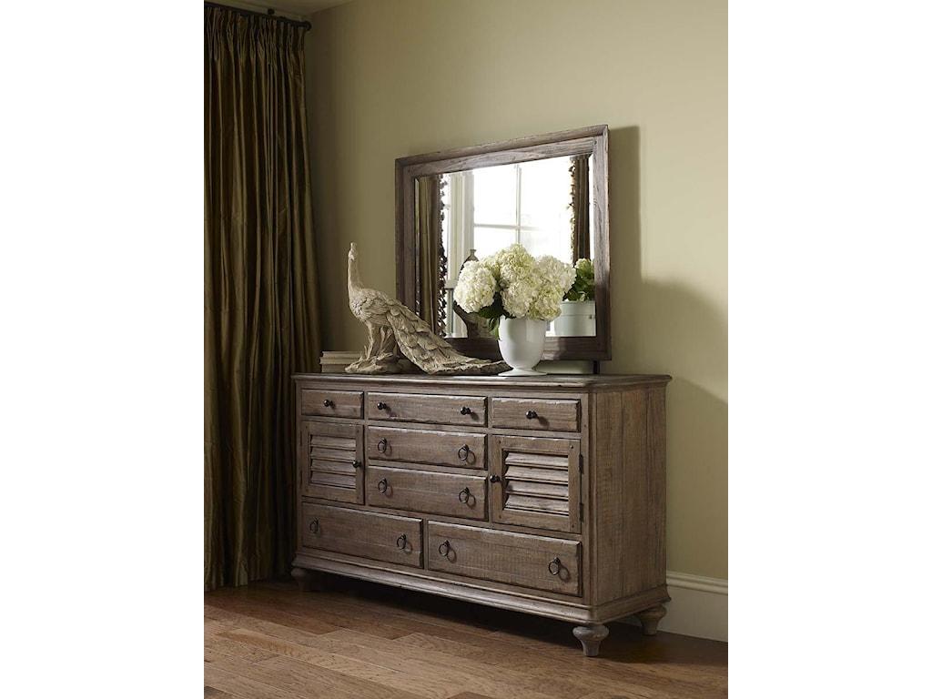 Kincaid Furniture WeatherfordEllesmere Dresser