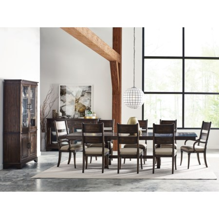 11 Pc Formal Dining Room Group