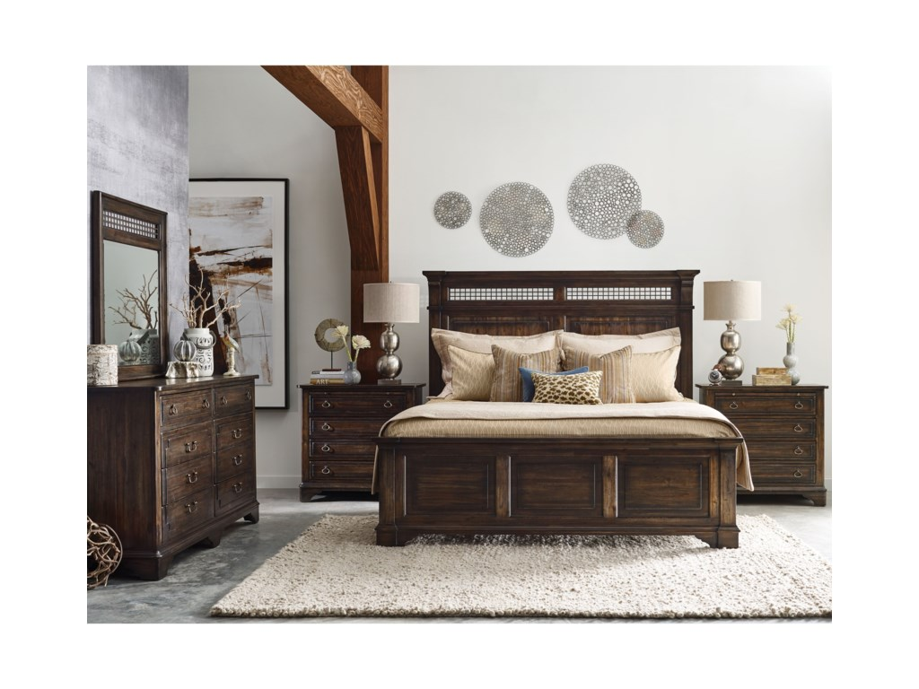 Kincaid Furniture WildfireQueen Bedroom Group
