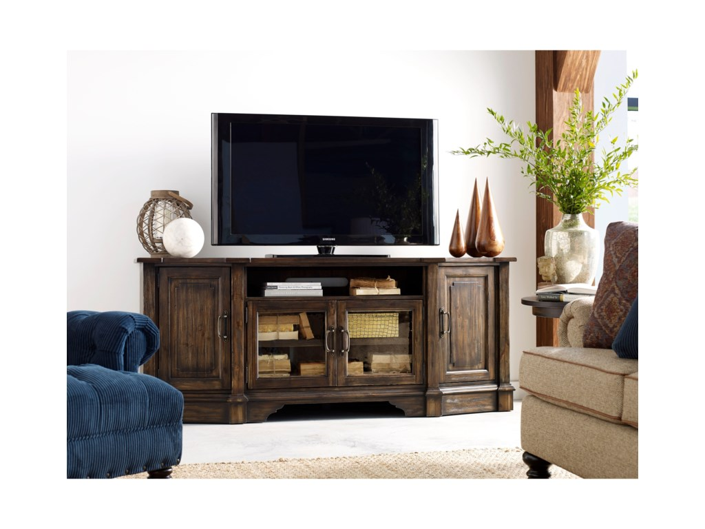 Kincaid Furniture WildfireWildfire Entertainment Cabinet