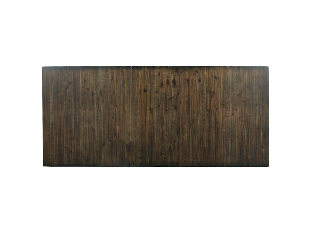 Kincaid Furniture WildfireTrestle Table Complete