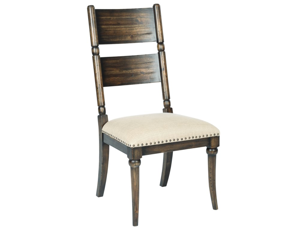 Kincaid Furniture WildfirePost Side Chair