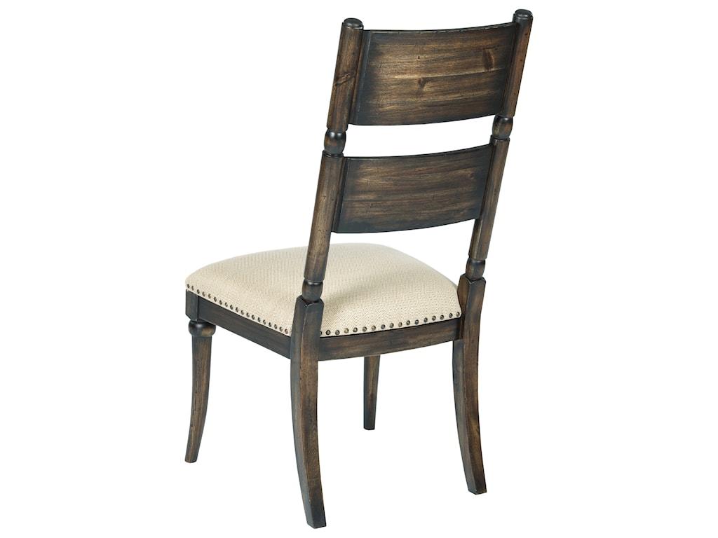 Kincaid Furniture WildfirePost Side Chair
