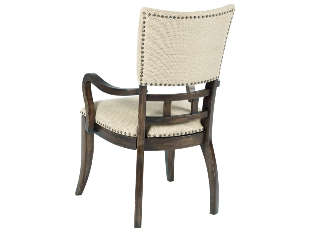 Kincaid Furniture WildfireTweed Arm Chair