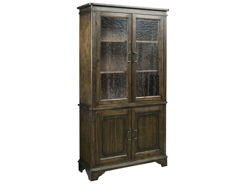 Kincaid Furniture WildfireDoor Cabinet Complete