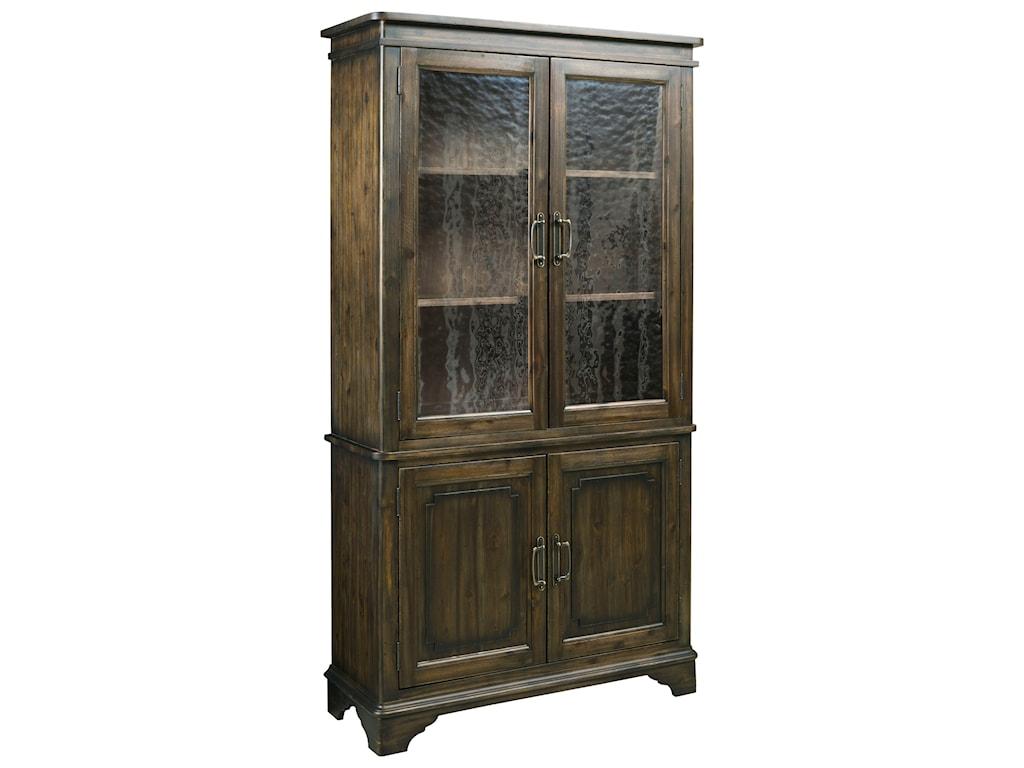 Kincaid Furniture WildfireDoor Cabinet Complete