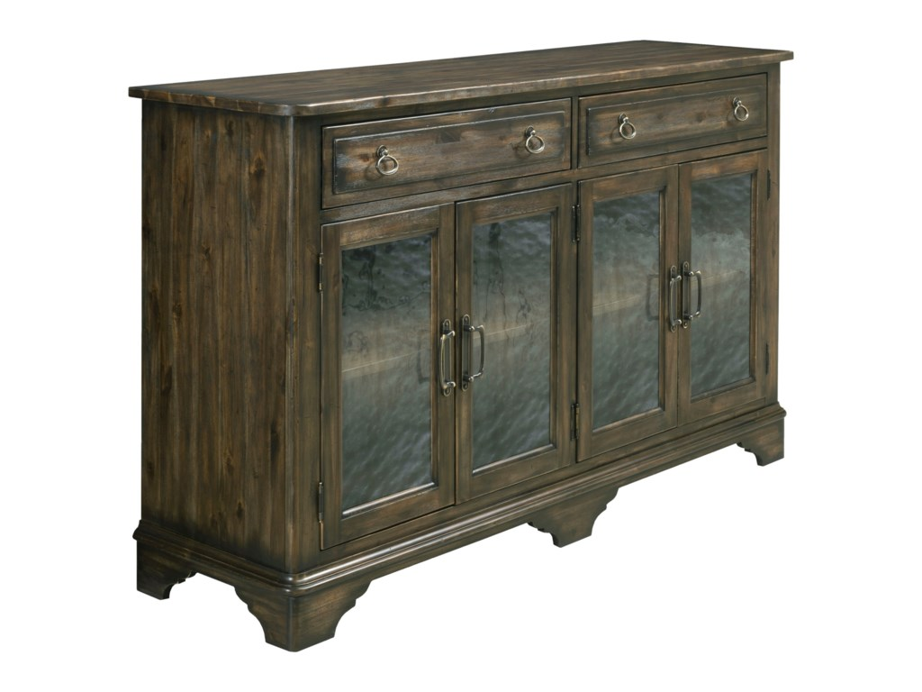 Kincaid Furniture WildfireSeed Glass Sideboard
