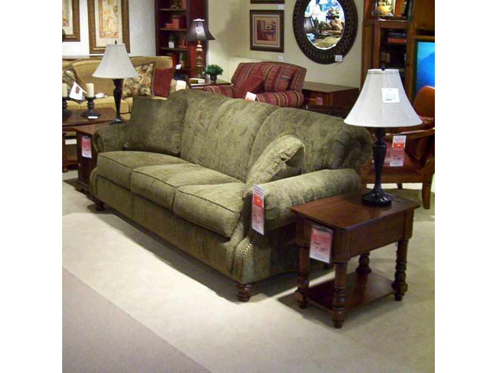 Biltmore 4200Rolled arm and back sofa