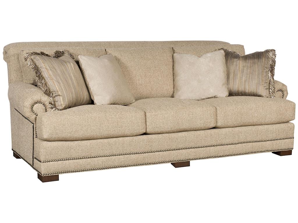 King Hickory BarclayStationary Sofa