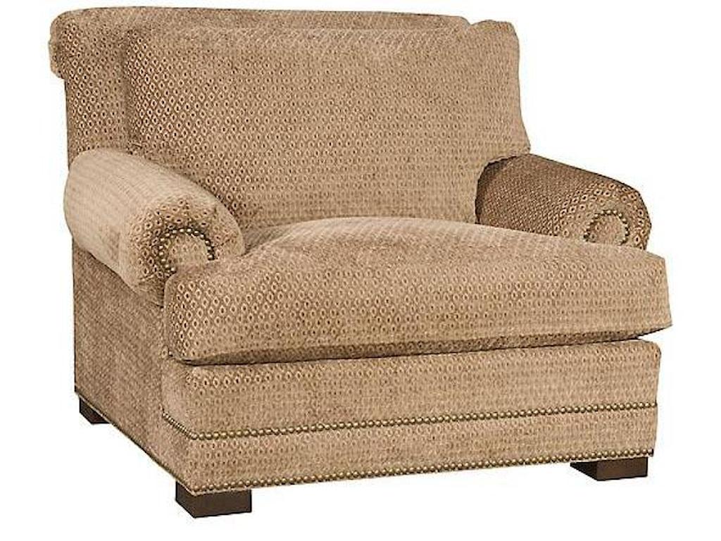 King Hickory BarclayUpholstered Chair