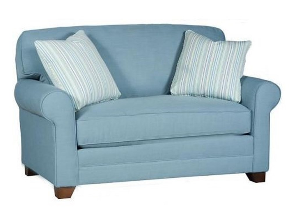 King Hickory BentleyChair and a Half