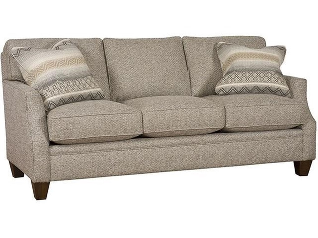 King Hickory CoreyCustomizable Stationary Sofa