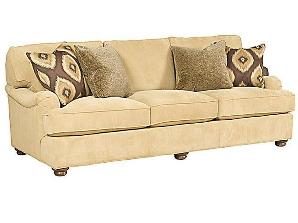 King Hickory Hensoncustomizable Stationary Sofa