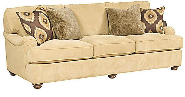 Superbe King Hickory HensonCustomizable Stationary Sofa ...