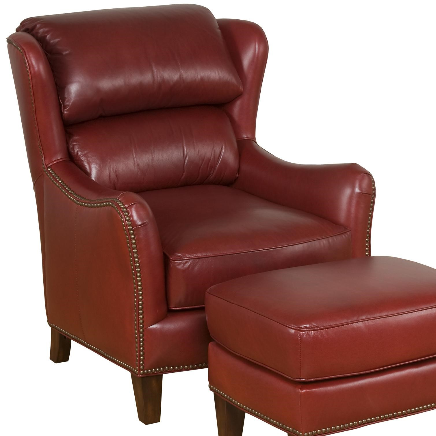 Superbe King Hickory Accent Chairs And OttomansEagle Accent Chair ...