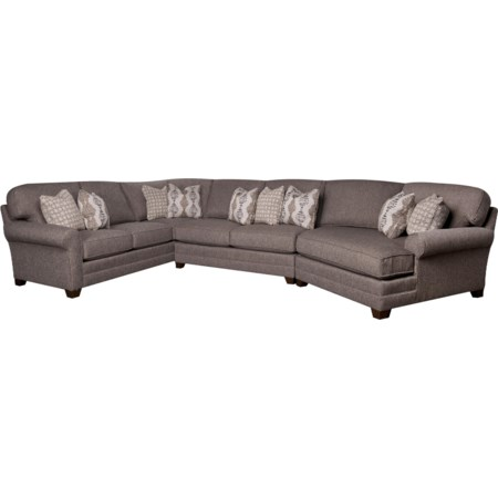 Mcgraw Sectional Sofa