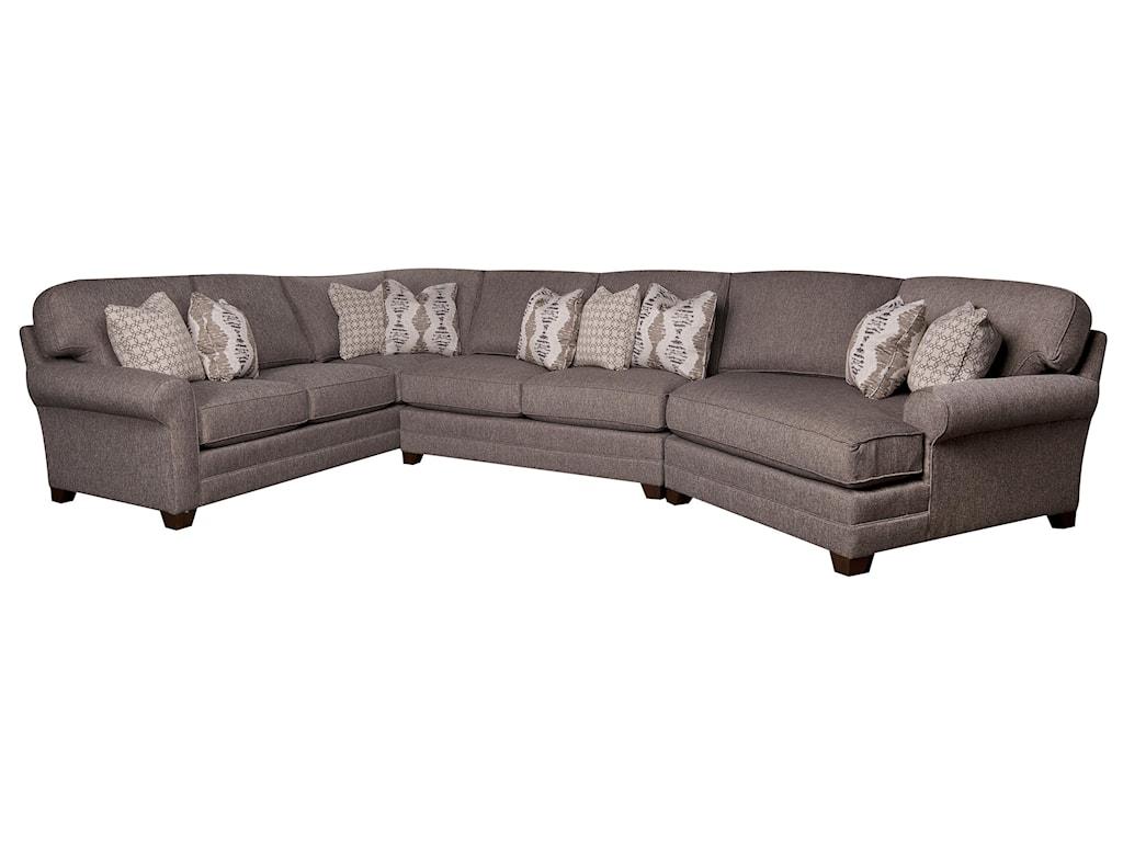 Biltmore mcgrawmcgraw sectional sofa