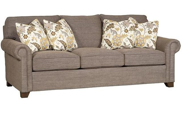 King Hickory WinstonTransitional Sofa