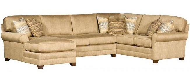 Biltmore WinstonTransitional Sectional