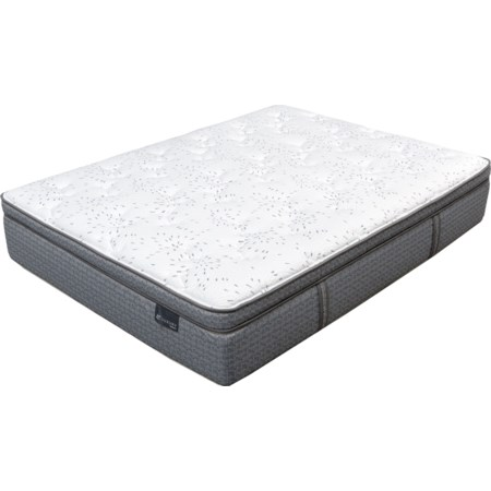 "King 14"" Pillow Top Mattress"