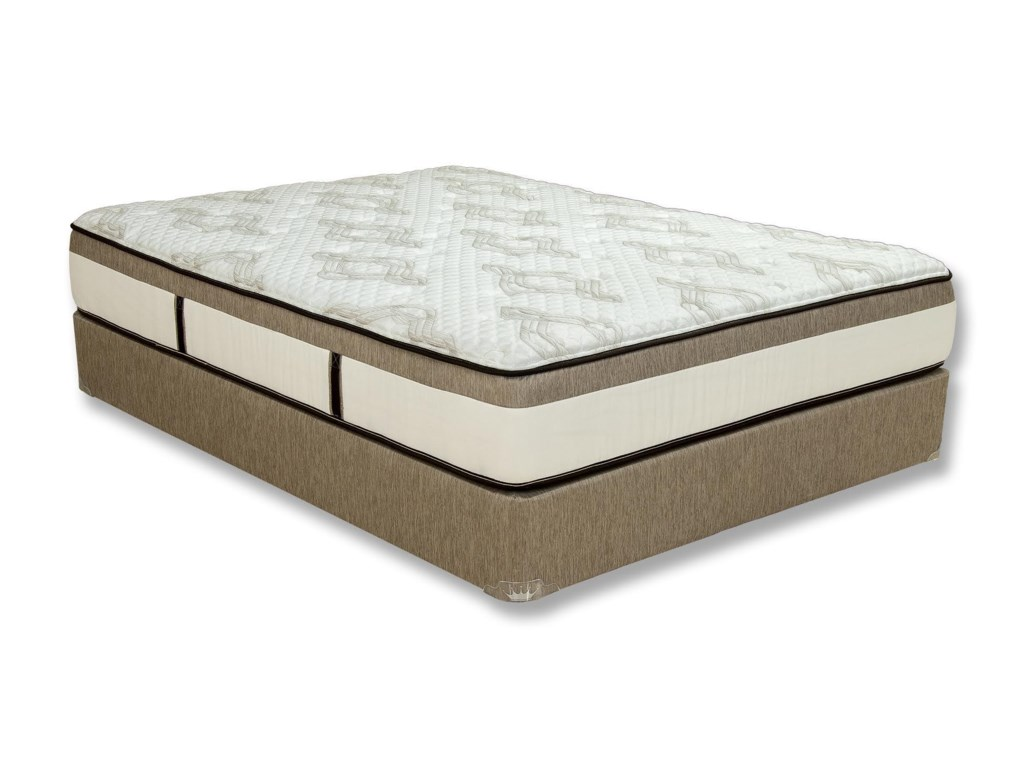 Park Place Corp Xl 100king Heavy Duty Firm Mattress