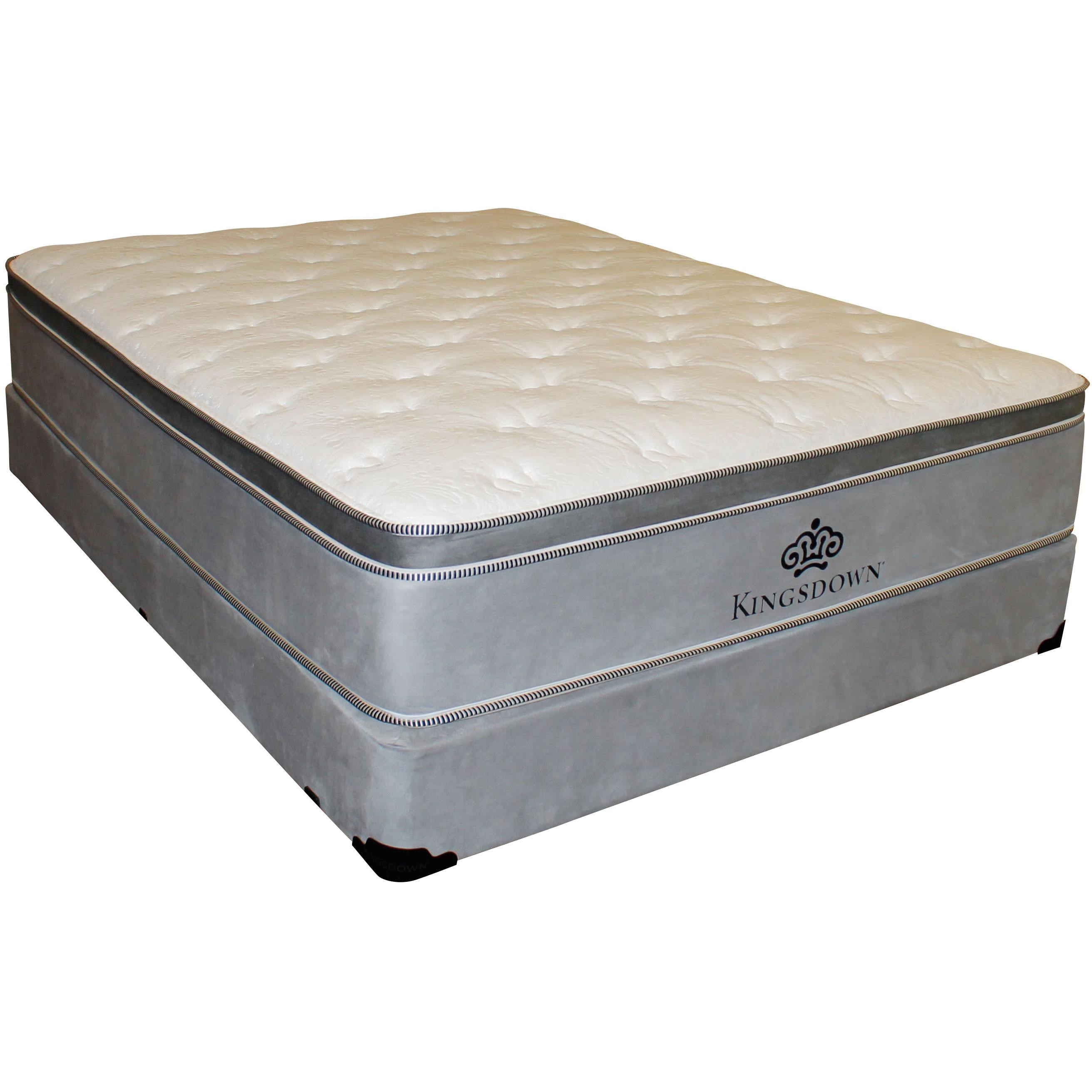 Pillow Top Mattress Queen King Koil Perfect Response Elite Lakeside Pillowtop Mattress