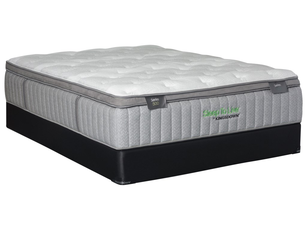 Sleep to Live Back Smart Series 500Full Back Smart Series 500 LP Set