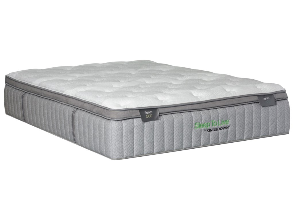 Sleep to Live Back Smart Series 500King Back Smart Series 500 Adj Set