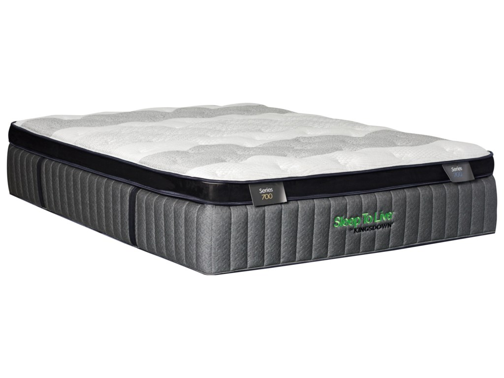 Sleep to Live Back Smart Series 700Twin XL Back Smart Series 700 Adj Set