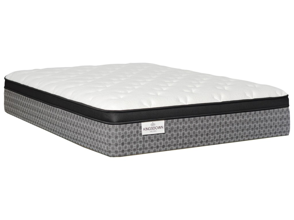 Kingsdown Bellcross ETQueen Pocketed Coil Mattress Set
