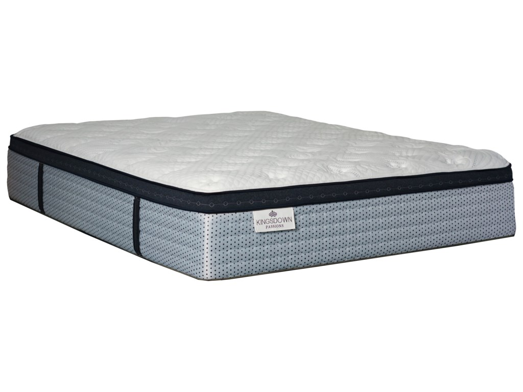 Kingsdown Holloway ETFull Pocketed Coil Mattress Set