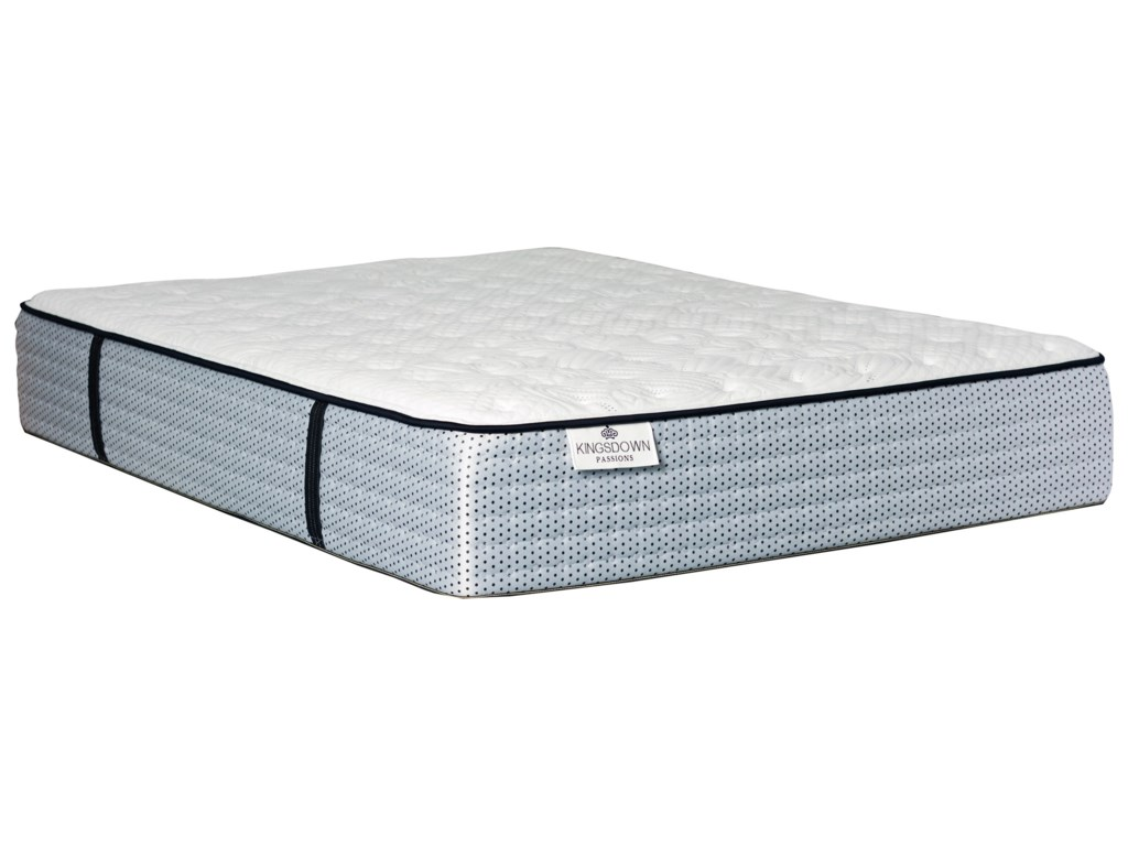 Kingsdown Le Claire TTQueen Pocketed Coil Mattress Set