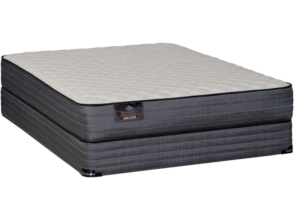 Kingsdown GilliamTwin Firm Mattress Set