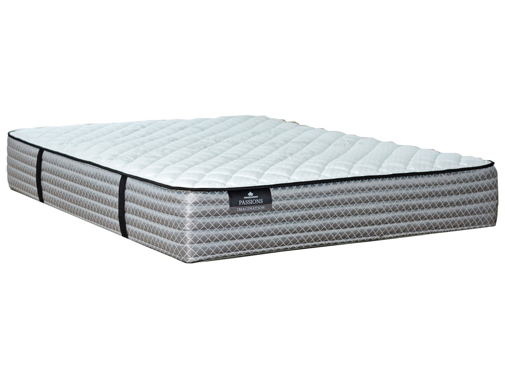 Kingsdown Passions Imagination FirmTwin Firm Pocketed Coil Mattress