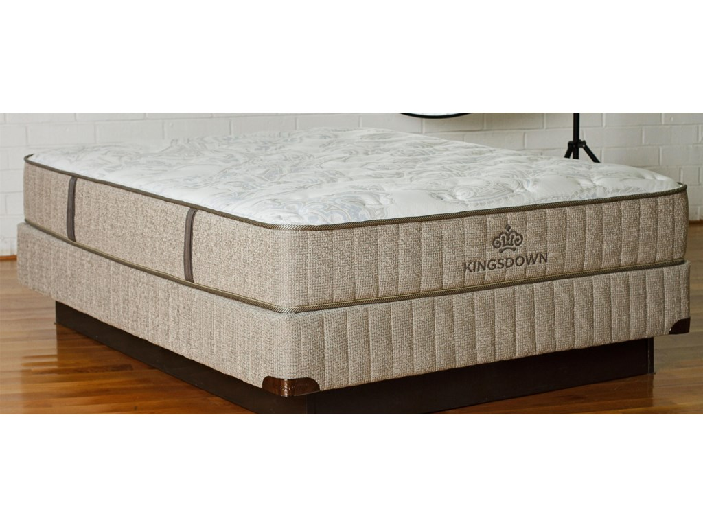 Kingsdown Sleep Haven ManausTwin Latex & Foam Mattress