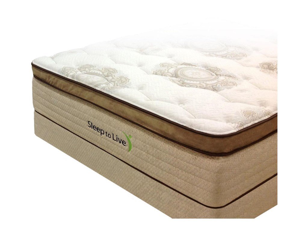 Kingsdown Body Essential 43Twin Pocketed Coil Mattress