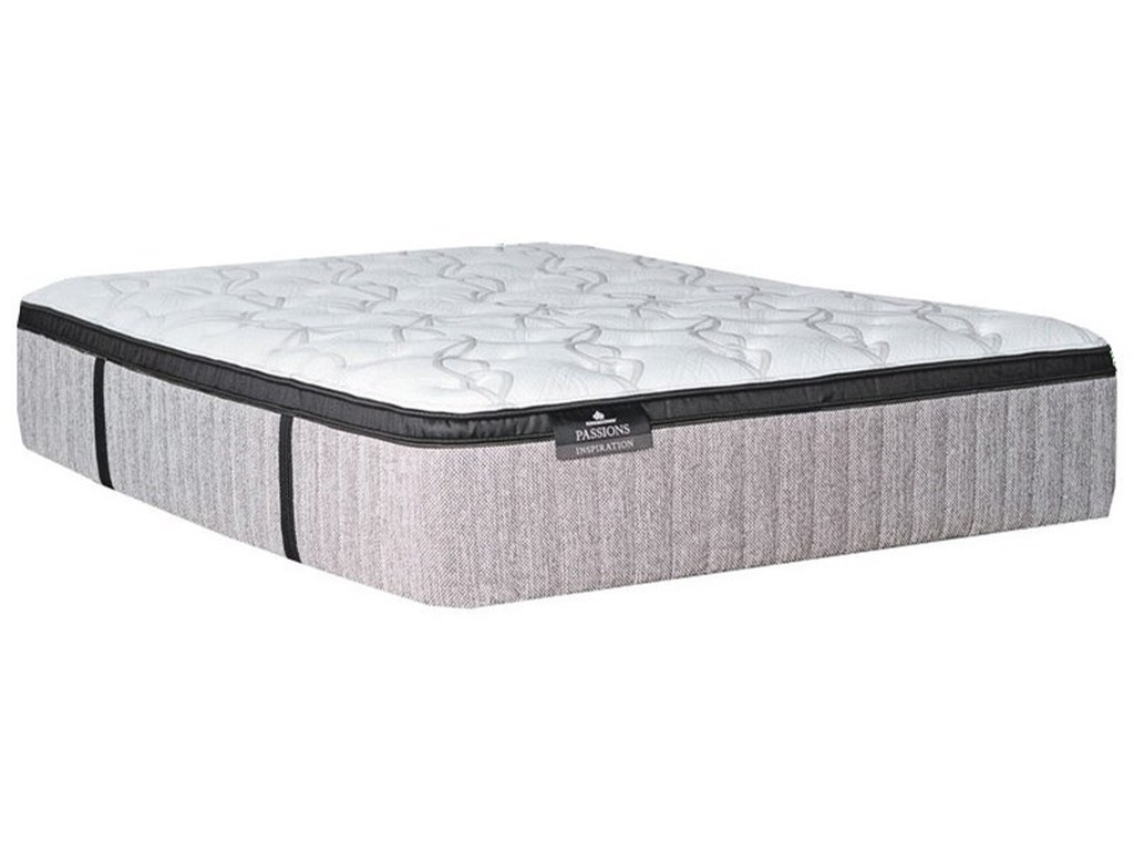 Kingsdown Torrey Pines PlushKing Plush Deluxe Mattress
