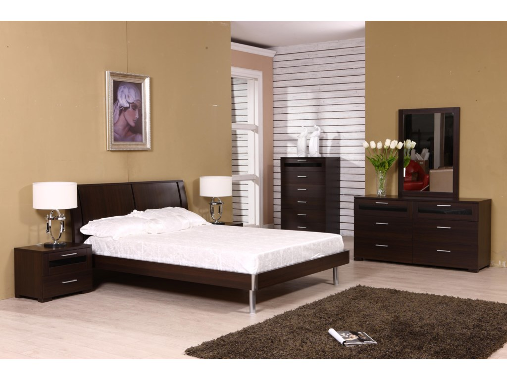 icon california king bed by kinwai usa - California King Bed Frame With Drawers