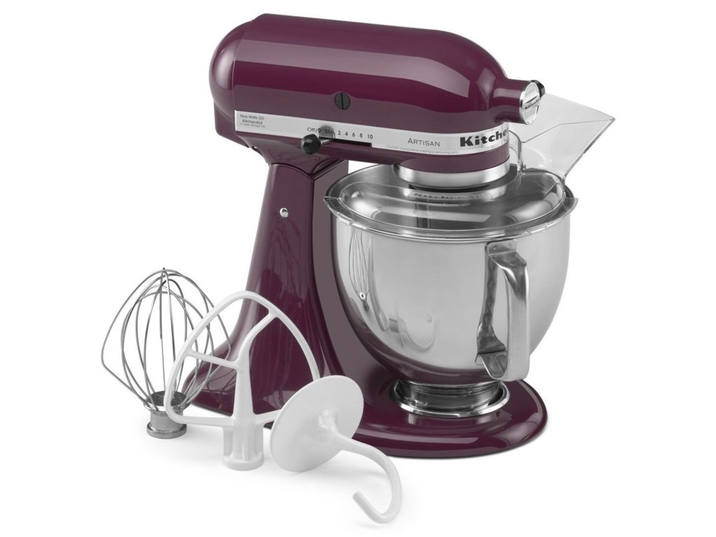 KitchenAid Artisan® Series Stand MixersArtisan® Series 5 Qt Tilt-Head Stand Mixer