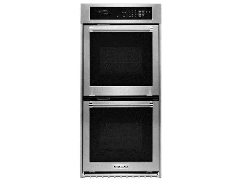 Kitchenaid Kodc304ess24 Electric Double Wall Oven With True