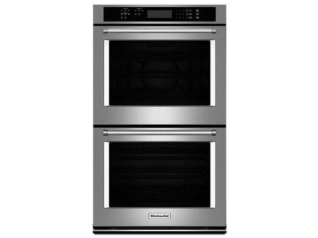 Built-In Electric Double Ovens 30\