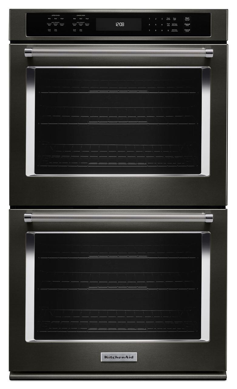 KitchenAid Built In Electric Double Ovens30 ...