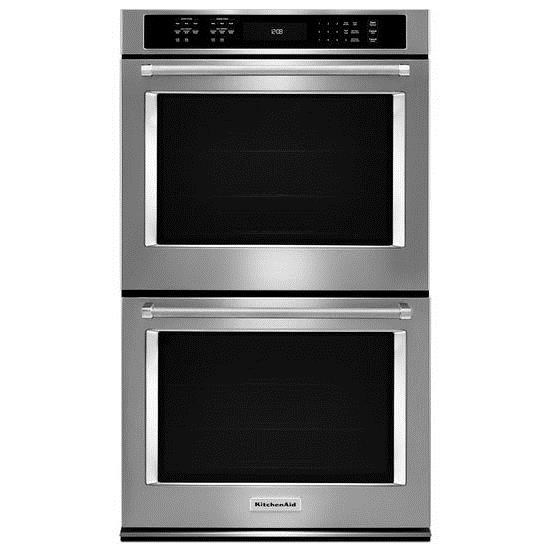 Genial KitchenAid Built In Electric Double Ovens30