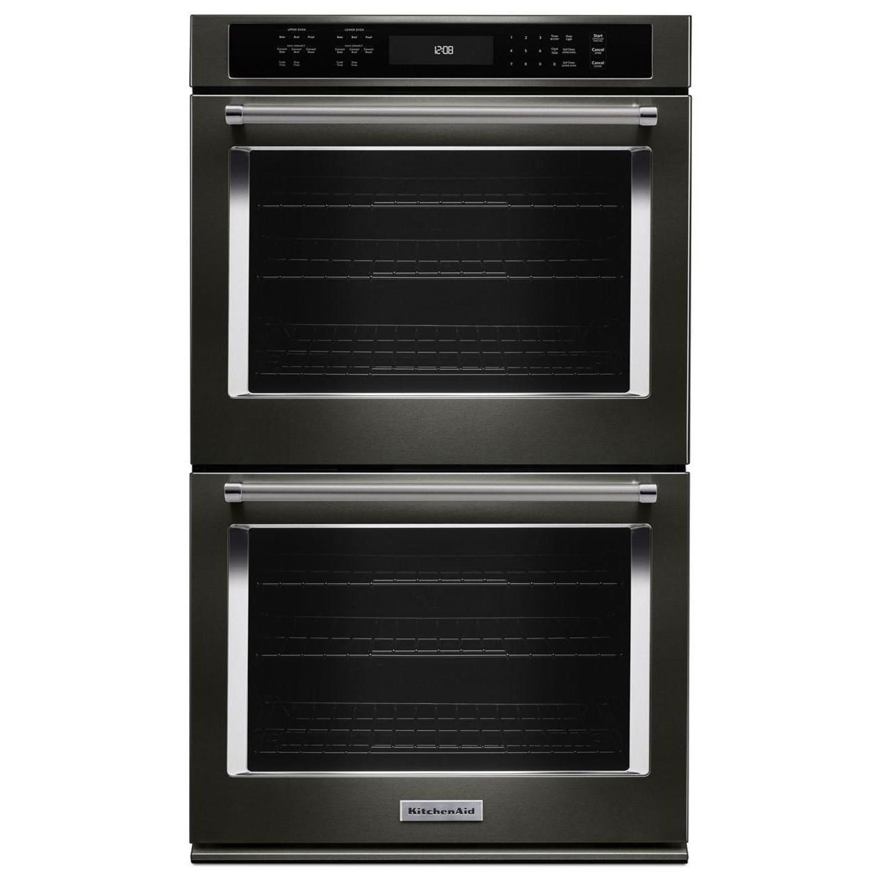 KitchenAid Built In Electric Double Ovens27 ...